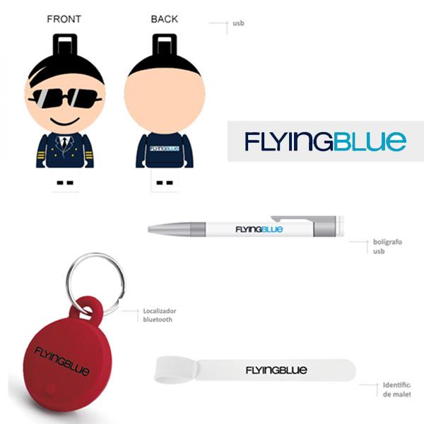 merchandising AirFrance-KLM
